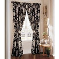 Rose Tree Bryant Park Rod Pocket Curtain Panel Pair