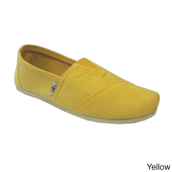Women's Classic Canvas Slip-on Shoes