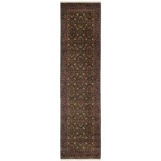 Safavieh Hand-knotted Herati Multi Wool Rug (2'6 x 20')