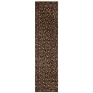 Safavieh Hand-knotted Herati Multi Wool Rug (2'6 x 18')