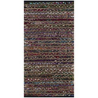 Safavieh Hand-woven Cape Cod Multi Jute Rug (2' x 3')