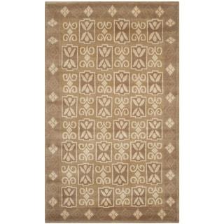 Safavieh Hand-knotted Nepalese Multi Wool/ Silk Rug (3' x 5')