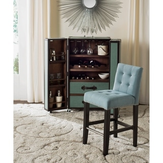 Safavieh Thompson Sky Blue Counter Stool