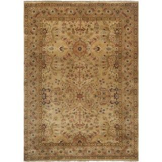 Safavieh Hand-knotted Farahan Sarouk Multi Wool Rug (4' x 6')