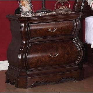 Toscana 2-drawer Nightstand