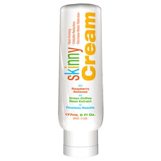 Skinny Cream 6-ounce Cellulite Reduction and Skin Firming Cream
