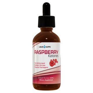 Raspberry Ketones 2-ounce Liquid Dietary Supplement (60 Servings)