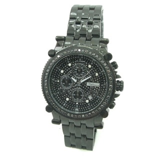 Joe Rodeo Men's 2 1/4ct TDW 'JoJino' Diamond Watch