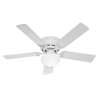 "Hunter Fan 52"" Low Profile III Plus"