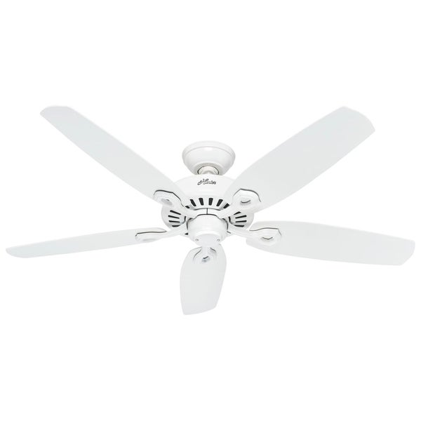 "Hunter Fan 52"" Builder Elite ENERGY STAR"