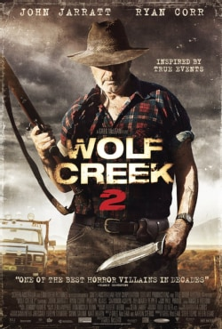 Wolf Creek 2 (DVD)