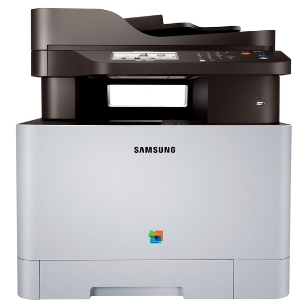 Samsung Xpress C1860FW Laser Multifunction Printer - Color - Plain Pa