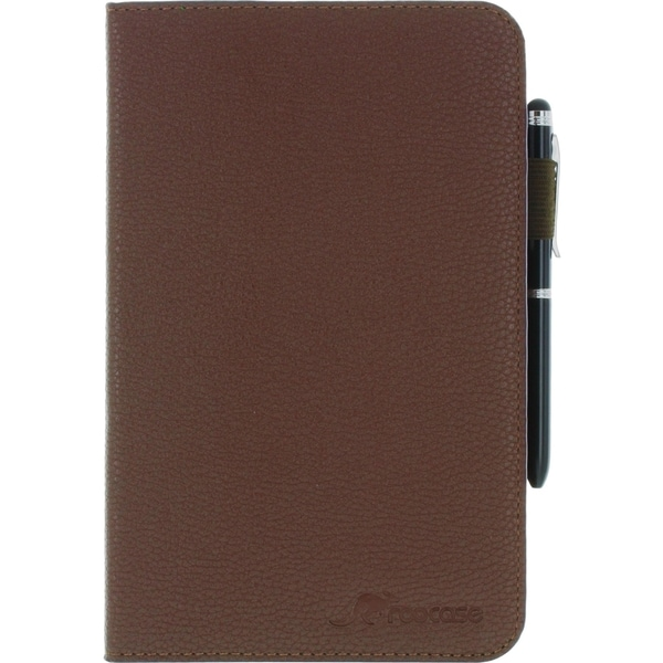 "rOOCASE Samsung Galaxy Tab 3 Lite 7.0"" Dual-View Case, Brown"
