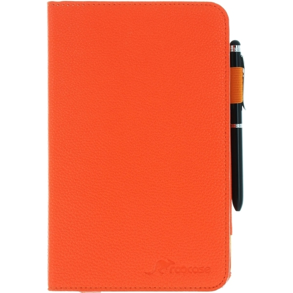 rOOCASE Samsung Galaxy Tab 3 Lite 7.0 Dual View, Orange