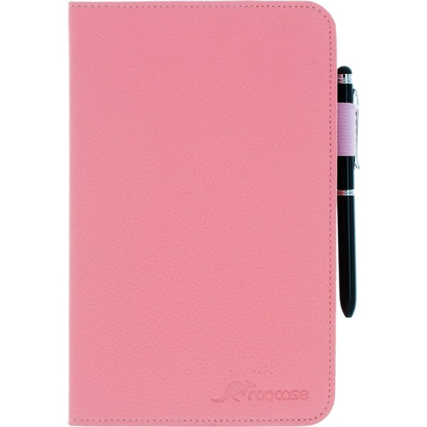 rOOCASE Samsung Galaxy Tab 3 Lite 7.0 Dual View, Pink