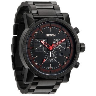 Nixon Men's Magnacon SS Black Watch
