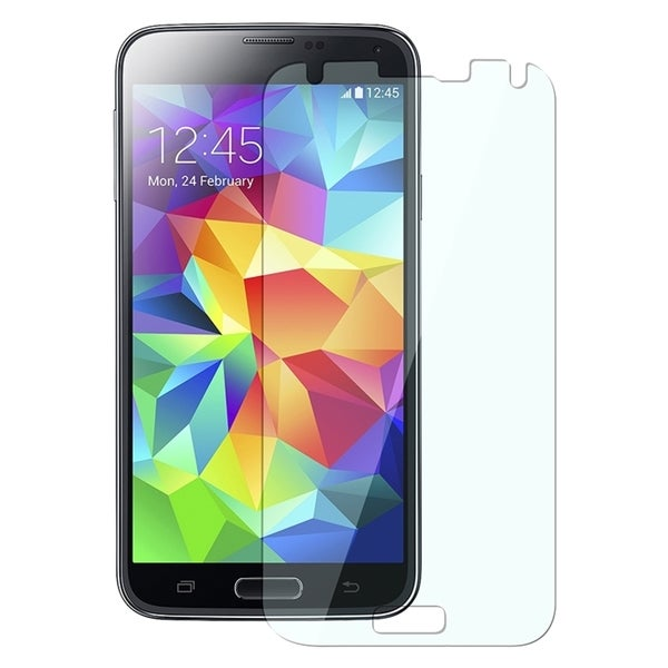 INSTEN Colorful Diamond Screen Protector for Samsung Galaxy S5/ SV