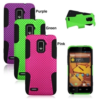 INSTEN Astronoot Dual Layer Phone Case Cover for ZTE Warp LTE N9510