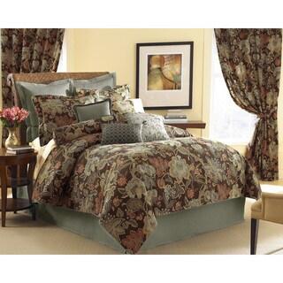 Audubon 6-piece Comforter Set with Optional Euro Sham Sold Separately