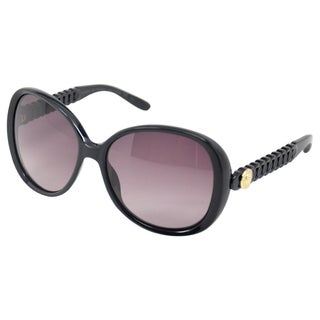 Marc Jacobs Women's 'MMJ 364/S 0D28' Shiny Black Sunglasses