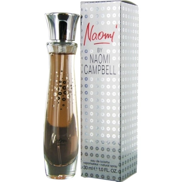 Naomi Campbell Eau De Toilette Spray, 1 oz