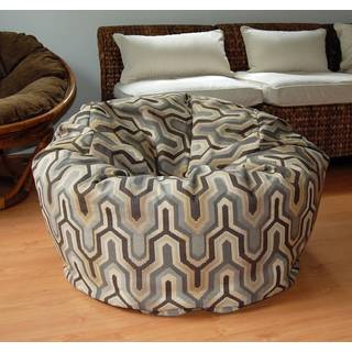 Illusion 36-inch Washable Bean Bag Chair