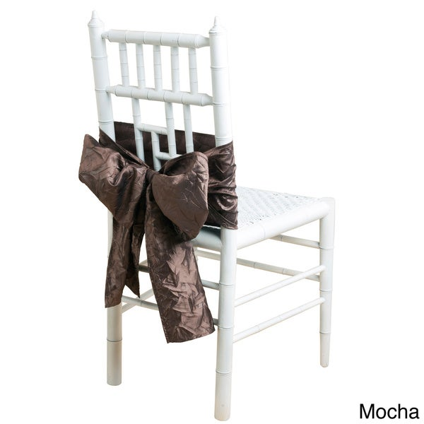 Crushed Chair Tie