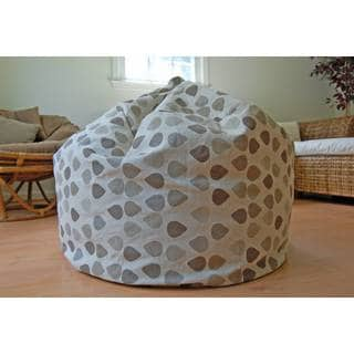 Drops 36-inch Washable Bean Bag Chair