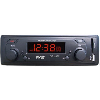 Pyle In-dash USB/SD Card MP3 Playback AM/ FM-MPX Receiver (Refurbished)