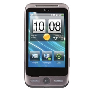 HTC Freestyle F5151 Grey Unlocked GSM Brew MP OS Cell Phone (Refurbished)