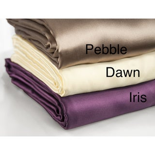 Aus Vio Silk Luxury Sheets and Pillowcases