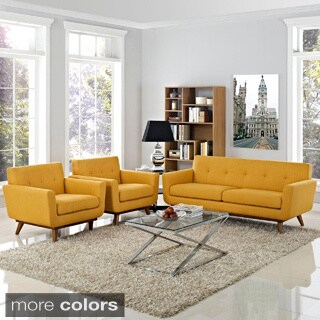 Engage 3-piece Armchairs and Loveseat Set
