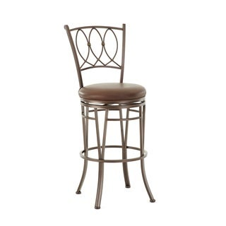Dalmar Metal Swivel Stool