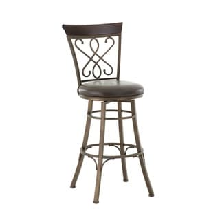 Captiva Metal Swivel Stool
