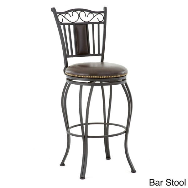 Berkshire Metal Swivel Stool