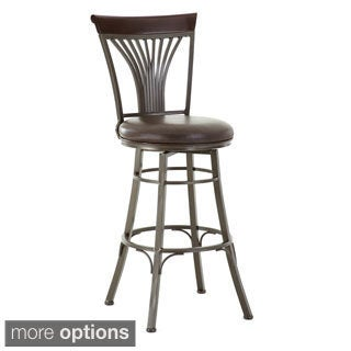 Carla Metal Swivel Stool