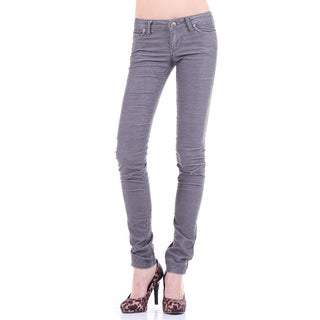 Stitch's Women's Pocket Zip Fly Jeggings Skinny Jeans