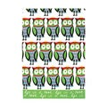 MUkitchen 'Life is a Hoot' Owl Designer Cotton Kitchen Towel