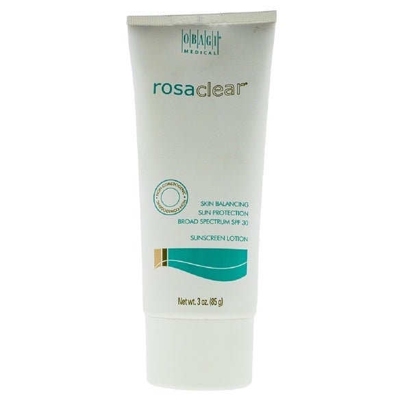 Obagi Rosaclear Skin Balancing 3-ounce Sun Protection SPF 30