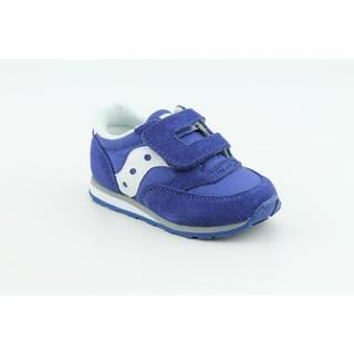 Saucony Boy (Toddler) 'Baby Jazz H&L' Regular Suede Athletic Shoe