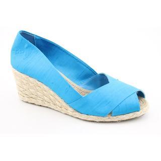 Lauren Ralph Lauren Women's 'Cecilia' Basic Textile Dress Shoes (Size 8 )