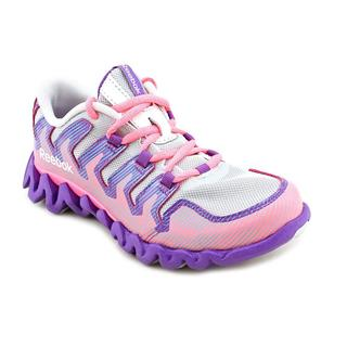 Reebok Girl (Youth) 'Zigtech Shark 2.0' Mesh Athletic Shoe