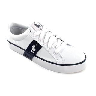 Polo Ralph Lauren Men's 'Giles' Canvas Athletic Shoe