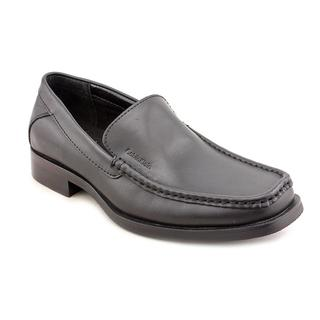 Calvin Klein Men's 'Branton' Leather Dress Shoes