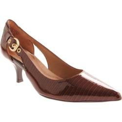 Women's Circa Joan & David Callalily Medium Natural Reptile
