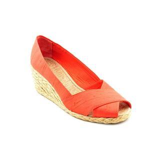 Lauren Ralph Lauren Women's 'Cecilia' Basic Textile Casual Shoes (Size 10 )