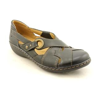 Clarks Women's 'Ashland India' Leather Casual Shoes