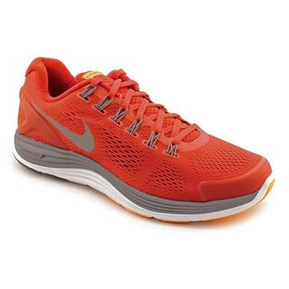 Nike Men's 'Lunarglide+ 4 LAF' Mesh Athletic Shoe
