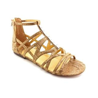 Fergalicious Women's 'Femme Too' Basic Textile Sandals