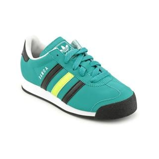 Adidas Girl (Youth) 'Samoa ' Synthetic Athletic Shoe
